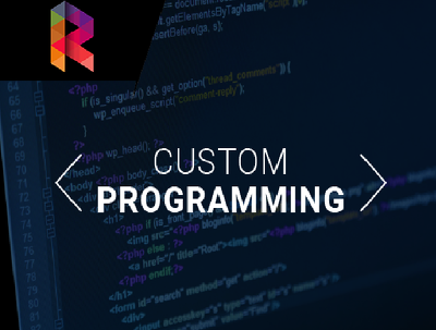 Do any custom programming web design and fixes for you