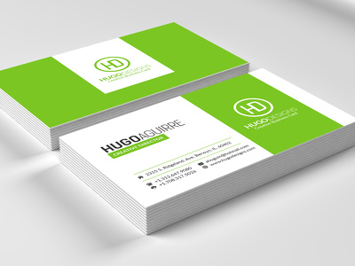 Design stylish Professional Minimalist Business Cards