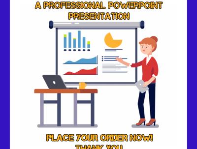 Branded Powerpoint Presentation -Animated Presentation 10 Slides