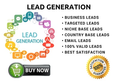 Provide 100 business leads for you