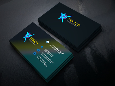 Design an awesome Business Card for you