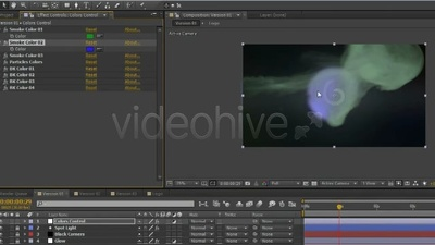 Create This Rare Smoke Logo Animation In HD