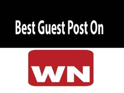 Provide Guest Post On  Wn _ Wn.com Da 82