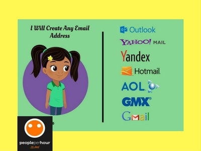 Create 15 email address for you