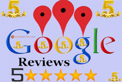 Write 10 Review For Your Positive Google Business