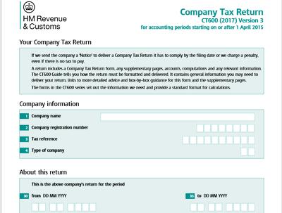 Prepare UK Small and Micro-entity Annual Tax Return Account