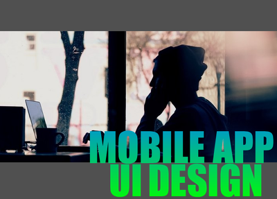 Design Mobile UI for Mobile Apps with Editable PSDs