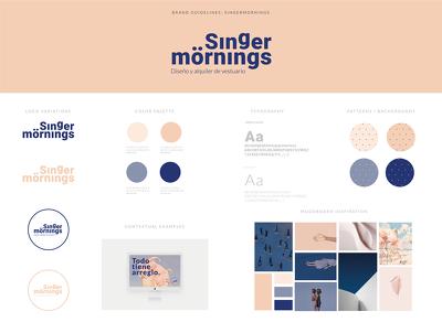 Design your Brand Identity (logo design + visual guidelines)