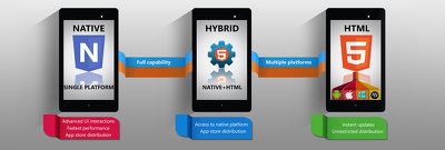 Native (iOS/Android) & Hybrid(Xamarin/Ionic/Phonegap) Mobile App