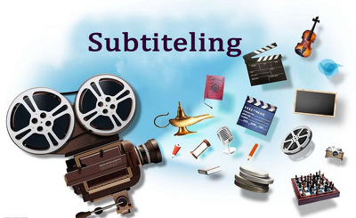 Subtitle your 15-minute English or Arabic video