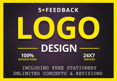 Professional logo design-free stationery with all source files.