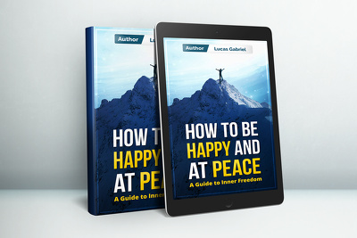 Design professional ebook covers