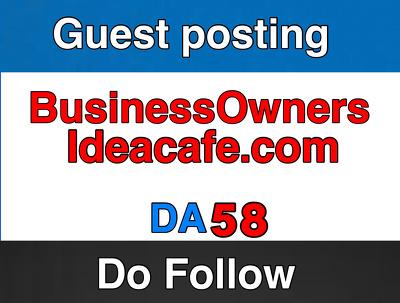Guestpost on BusinessOwnersIdeaCafe – BusinessOwnersIdeaCafe.com