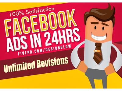 design Eye catching Facebook Ads