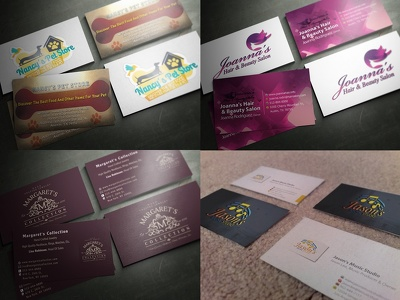 Business Cards Design. Professional And Quality Work!
