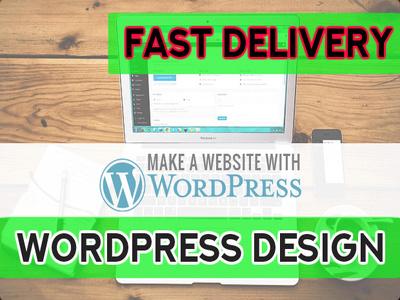 Design and Customize WordPress Website