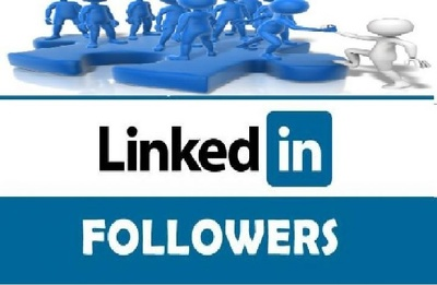 BEST QUALITY 100+ USA BASIC LINKEDIN FOLLOWERS OR LIKES OR JOIN