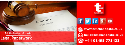 Provide legal documentation template for your business.