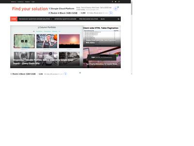 Create Wordpress Blog For Business, News Or Agency Portfolio