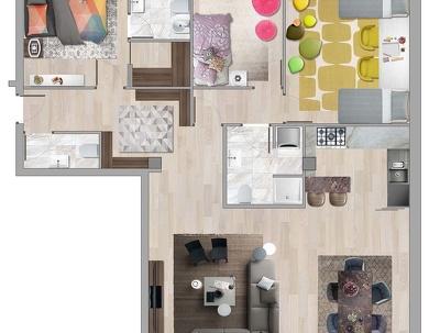 Do amazing floorplan for agencies
