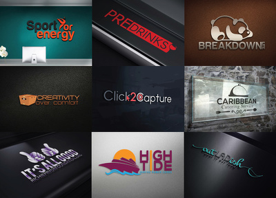 Bespoke logo +Unlimited Concepts & Revisions +Files +Stationary