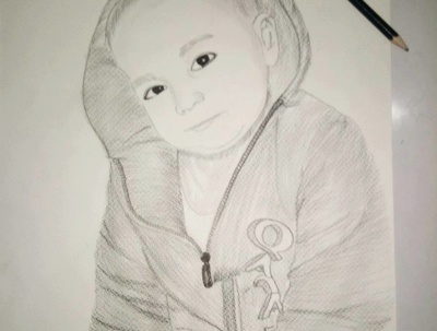 Draw A Cute And Amazing Potrait For You