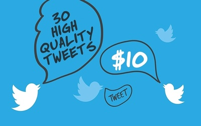 Write 30 High Quality Tweets And Grow Your Business Twitter