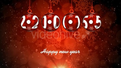 Create A Happy New Year Video