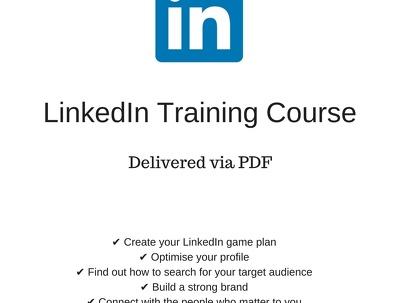 Provide a LinkedIn e-course