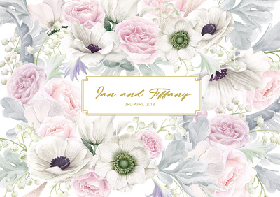 Design your wedding stationery
