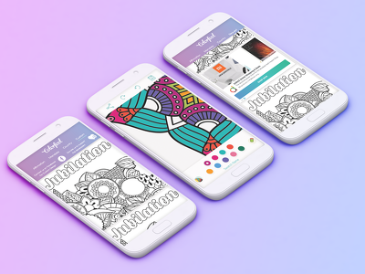 Design an ios or android app