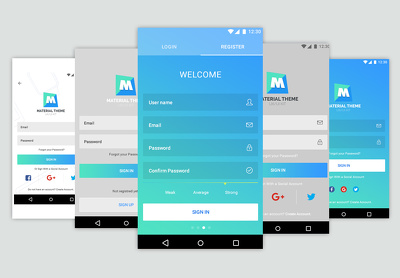 create a Wireframe for your business Mobile App and Website