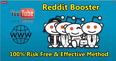 Promote Your Website Article or YouTube Video on REDDIT