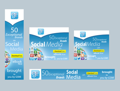 Design banner ads for your business