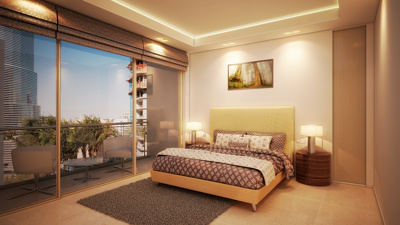Design 3D Interior House, Apartment, Office high quality render.
