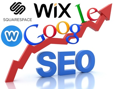 Squarespace, Weebly and Wix SEO optimisation perfectly