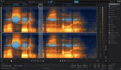 Clean, remove clicks and edit a  15 min recording
