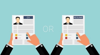 Make CV, Resume, Cover Letter and convert them (any one)