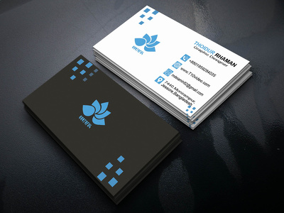 Design any kind of business card within 24 hours