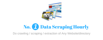 Do crawling / scraping / extraction of Any Website/directory etc