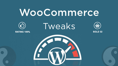 Tweaks in WooCommerce