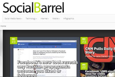 Publish Guest Post on Socialbarrel.com (DA 45) Dofollow