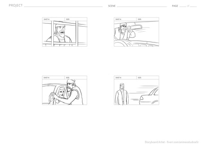 Produce STORYBOARD from your script