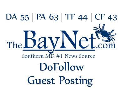 Publish a guest post on TheBayNet with dofollow link and indexed