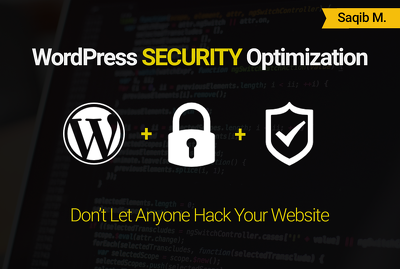 Secure WordPress websites to prevent Hacking/Brute Force Attack