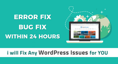 Fix any WordPress Problem & WordPress Plugin Issue