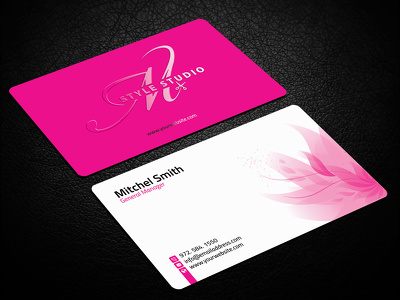Create a amazing & unique business card for you only for $20