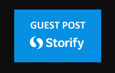 I Will Write And Publish A Guest Post On Storify