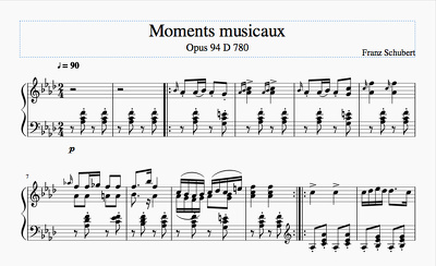 Convert your music score from image or PDF to MIDI, MP3 and Ogg.