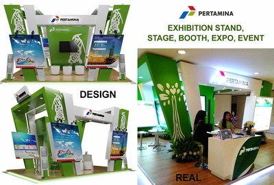 Expert Design Exhibition Stand, Booth, Stall with fabrication